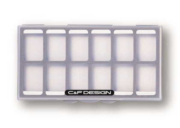 Bild på C&F Magnetic Accessories Pallet 12 compartments (CFLA-30AC)