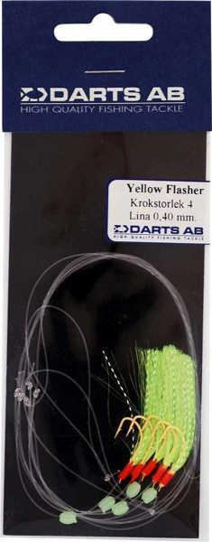 Bild på Darts Yellow Flasher Rig