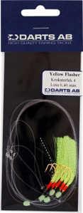 Bild på Darts Yellow Flasher Rig #1/0