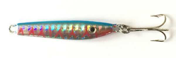 Bild på Varholmen Sillepinnen Blå / Silver Tiger 28gr