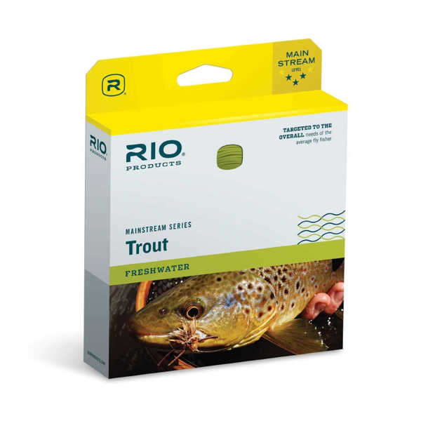 Bild på RIO Mainstream Trout Sjunk3 WF4