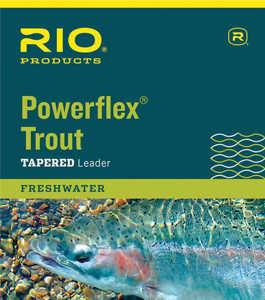 Bild på RIO Powerflex Trout - 9 fot  0X