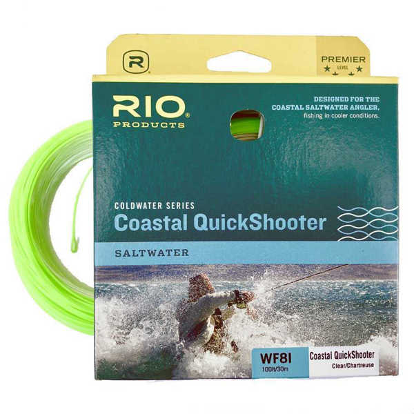 Bild på RIO Coastal Quickshooter (Intermediate) WF8
