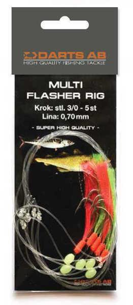 Bild på Darts Multi Flasher Rig #7/0
