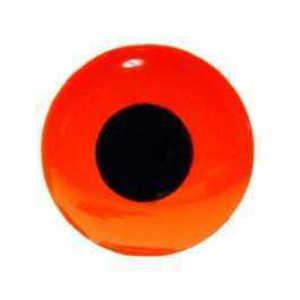 Bild på FutureFly 3D Epoxy Eyes 9mm Fluo Red