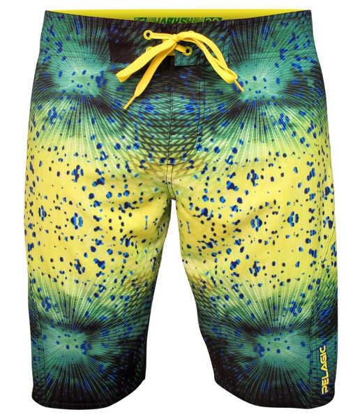 Bild på Pelagic Sharkskin Dorado Boardshorts