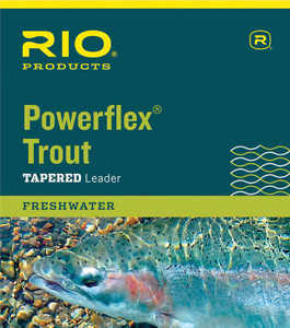 Bild på RIO Powerflex Trout - 12 fot  1X