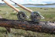 Bild på Lamson Center Axis Rod & Reel 9ft #4
