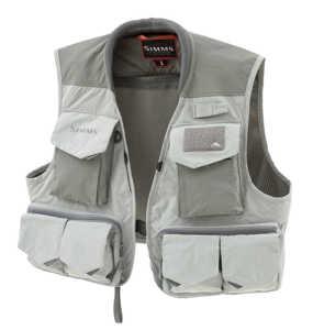 Bild på Simms Freestone Vest (Smoke) Large