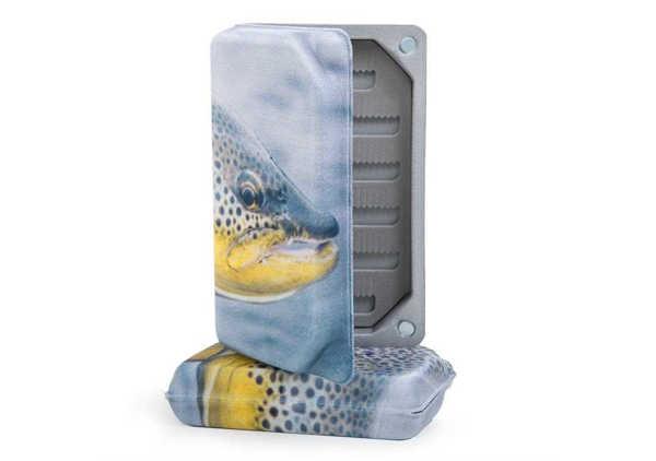 Bild på Guideline Trout Slit Foam Flybox Large