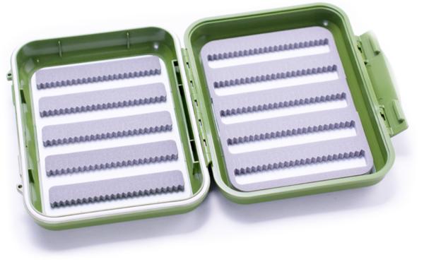 Bild på C&F Small 10-Row WP Fly Case (CF-1655) Olive