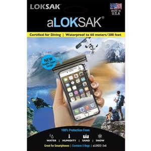 Bild på aLoksak  (Vattentäta påsar) 7,62x13,97cm