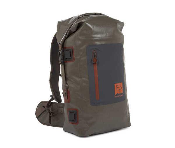 Bild på Fishpond Wind River Roll-Top Backpack Gravel