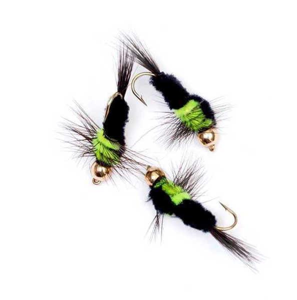 Bild på Montana Chartreuse m guldskalle #8