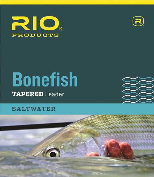 Bild på Rio Bonefish Leader 10ft