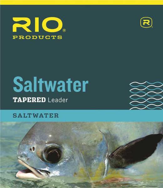 Bild på Rio Saltwater Leader 10ft