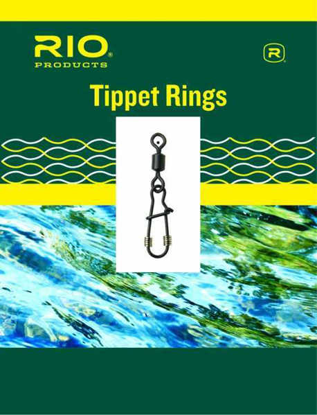 Bild på Rio Tippet Ring Large (10 pack)