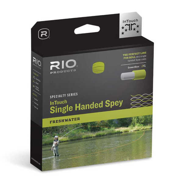 Bild på RIO InTouch Single Hand Spey WF5