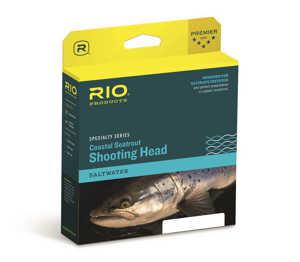 Bild på Rio Coastal Seatrout Shooting Head Floating #5/6