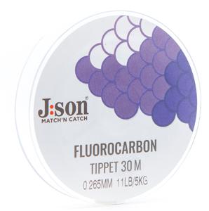 Bild på Json  Fluorocarbon Tippet 30m 0,305mm