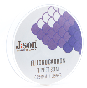 Bild på Json  Fluorocarbon Tippet 30m 0,325mm