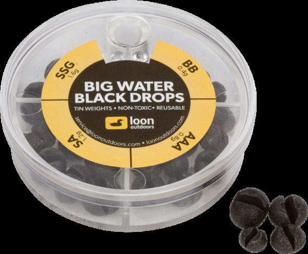 Bild på Loon Black Drop   4-division   Big water