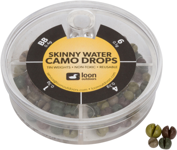 Bild på Loon Camo Drop   4-division   Skinny water