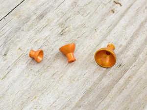 Bild på FITS Tungsten Turbo Tubes Metallic Orange - Medium