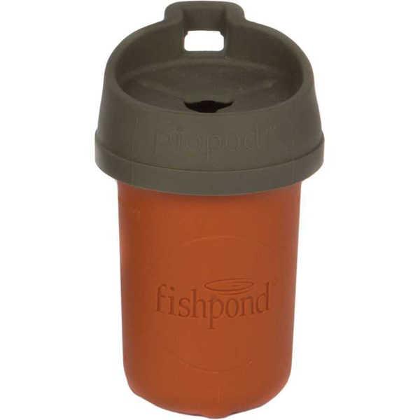 Bild på Fishpond Largemouth Piopod Microtrash Container Cutthroat Orange