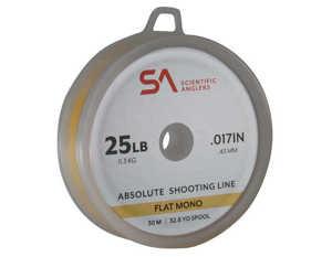 Bild på Absolute Shooting Line 25lbs (Yellow)