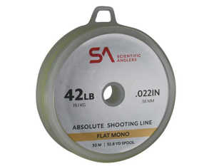 Bild på Absolute Shooting Line 42lbs (Chartreuse)