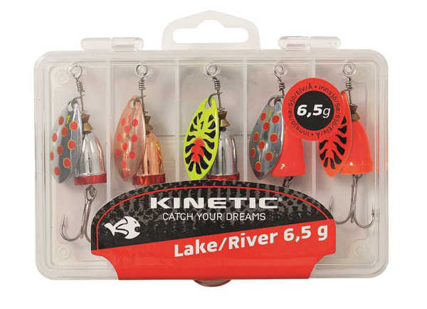 Bild på Kinetic Lake/River Mix Magni 8,5g