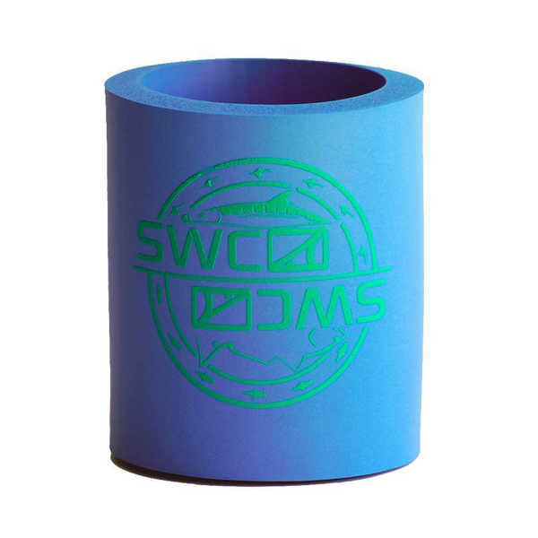 Bild på SWC Full Circle Koozie Blue