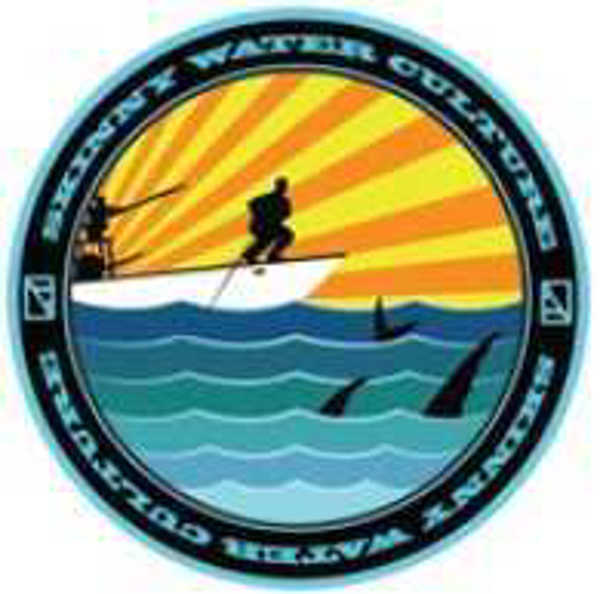 Bild på SWC 2:00 Perm Round Sticker