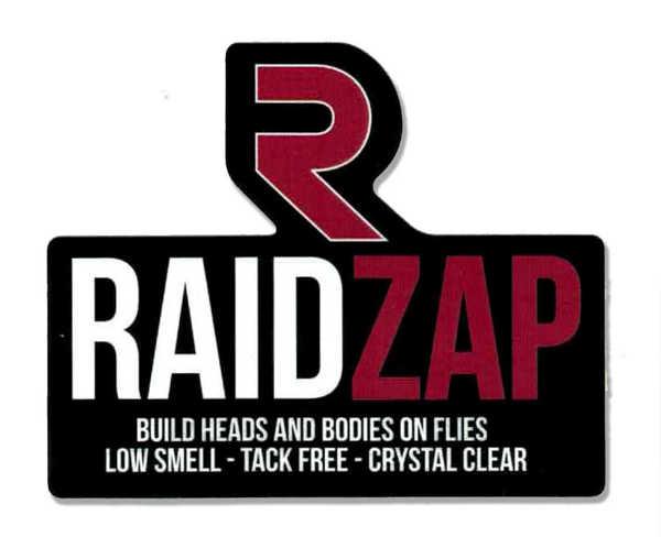 Bild på RaidZap Cropped Sticker