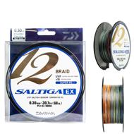 Bild på Daiwa Saltiga 12 Braid Multicolor 600m