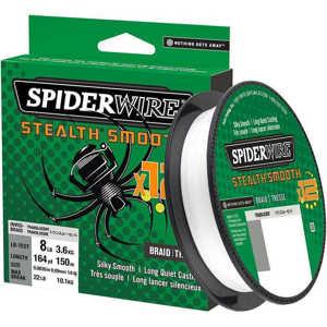 Bild på Spiderwire Stealth Smooth 12 Translucent 150m 0,33mm / 38,1kg