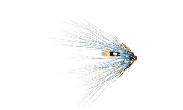 Bild på Frödin Sea Trout Spey Series (3cm) Silver Doctor Spey