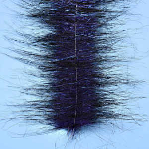 Bild på EP Craft Fur Brush Black/Purple
