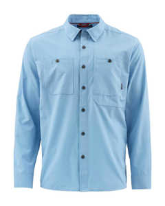 Bild på Simms Double Haul Shirt (Faded Denim) Small