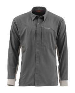 Bild på Simms Intruder Bicomp Shirt (Slate) Medium