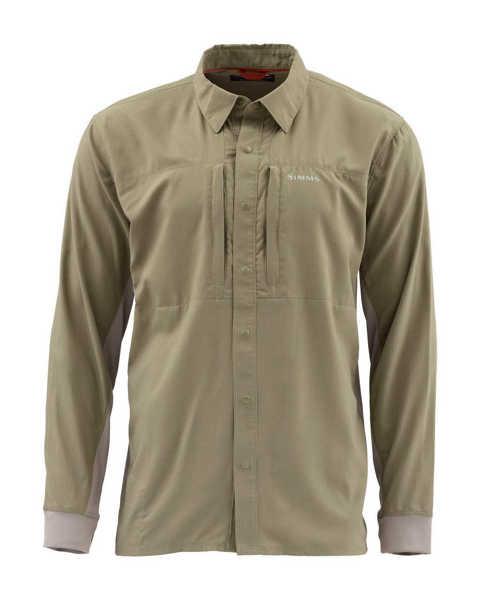 Bild på Simms Intruder Bicomp Shirt (Tan)