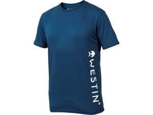Bild på Westin Pro T-Shirt Navy Blue Small