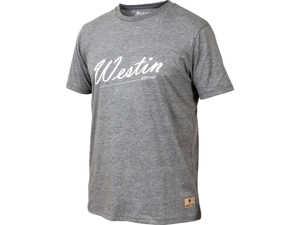 Bild på Westin Old School T-Shirt Grey Melange Large