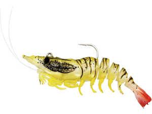 Bild på Westin Salty the Shrimp R'N R 10cm 18g (3 pack) Pearl Shrimp
