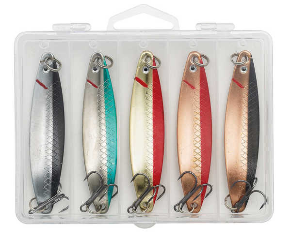 Bild på Kinetic Jebo Herring Classic 18g (5 pack)