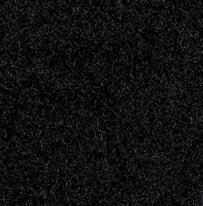 Bild på Fly-Rite Poly Seal Dubbing Black Sparkle