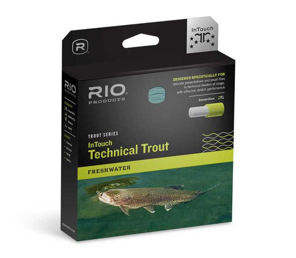 Bild på Rio Intouch Technical Trout WF3