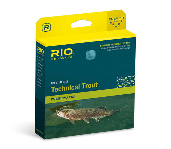 Bild på Rio Technical Trout WF3