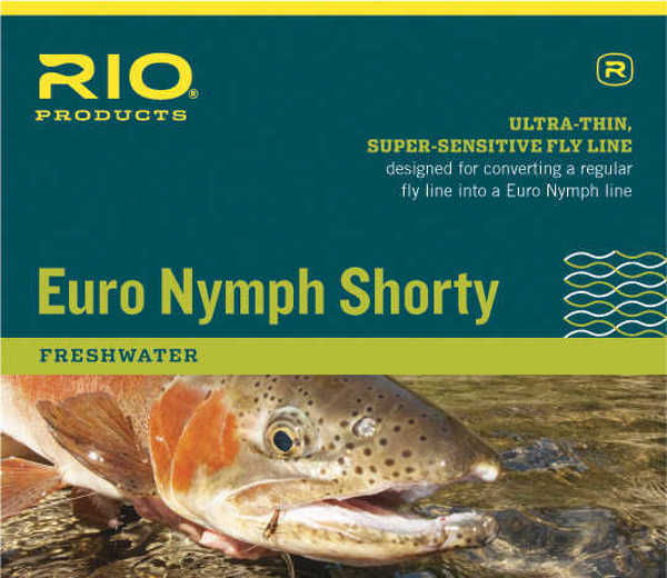 Bild på Rio Euro Nymph Shorty #2-5